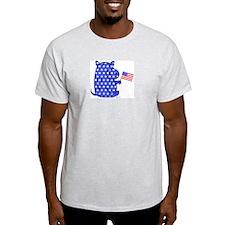 PATRIOTIC PIGGY T-Shirt