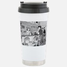 Lunch Counter, 1941 Travel Mug