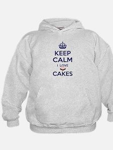 I Love Cakes Hoodie