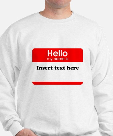 Hello my name is insert Jumper