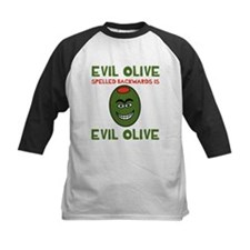 Evil Olive Palindrome Tee