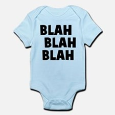 Blah Blah Blah Infant Bodysuit