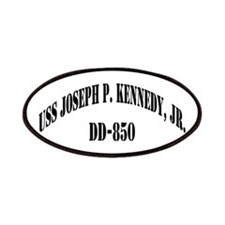 USS JOSEPH P. KENNEDY, JR. Patch