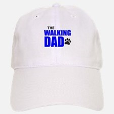 The Walking Dad Baseball Baseball Cap