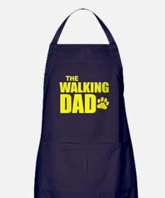 The Walking Dad Apron (dark)