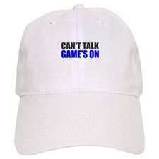 Can't talk game's on Cap