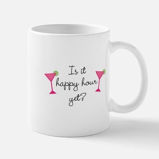 Happy Hour Yet? Mugs
