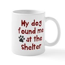 My dog shelter Mug