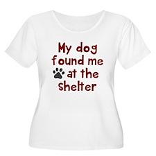 My dog shelte T-Shirt