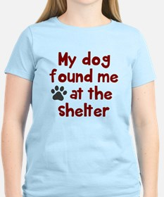 My dog shelter T-Shirt