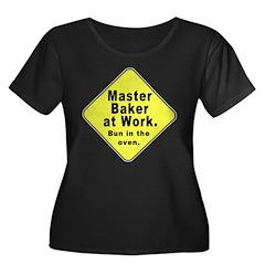 Master Baker- Bun in Oven! T