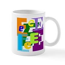 Initial Design (E) Mugs