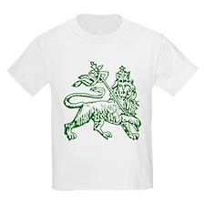 Rastafarian Flag T-Shirt