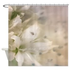 Cute Wildflowers Shower Curtain