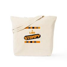 I Like Stampy Tote Bag
