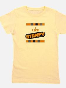 I Like Stampy Girl's Tee