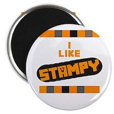 "I Like Stampy 2.25"" Magnet (10 Pack) Magnets"