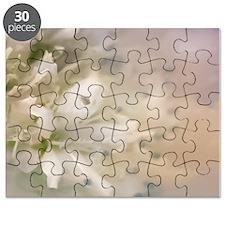 Cute Pastel flowers Puzzle