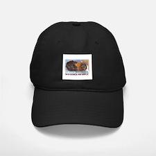 'I'm A Guinea Pig-Aholic' Baseball Hat