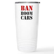 Ban Boom Cars Travel Mug
