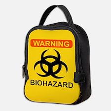 Biohazard Neoprene Lunch Bag