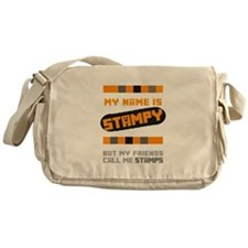 My Name Is Stampy ... Messenger Bag