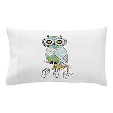 OWL, ASL Pillow Case