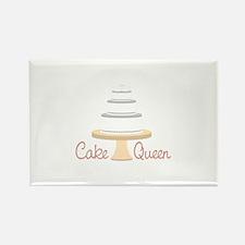 Cake Queen Magnets