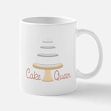 Cake Queen Mugs