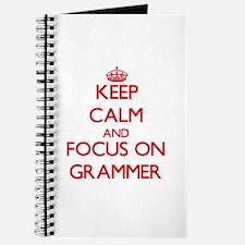Unique Grammar rules Journal