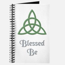 Blessed Be Green Journal