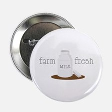 """Farm Fresh 2.25"""" Button"""
