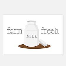 Farm Fresh Postcards (Package of 8)