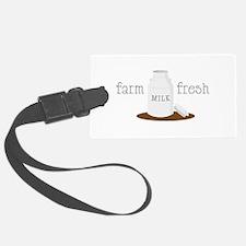 Farm Fresh Luggage Tag