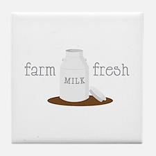 Farm Fresh Tile Coaster