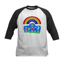 Rainbow Principles Kids Tee