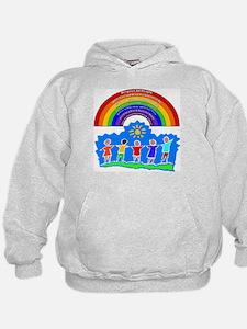 Rainbow Principles Kids Hoody