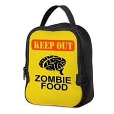 Zombie Food Neoprene Lunch Bag