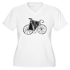 iride Plus Size T-Shirt
