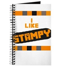 I Like Stampy Journal
