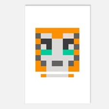 Stampy Postcards (package Of 8)