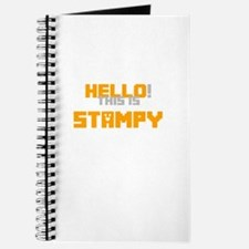 Hello! This Is Stampy Journal