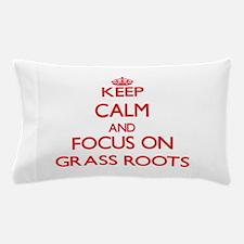 Cute Grass roots Pillow Case