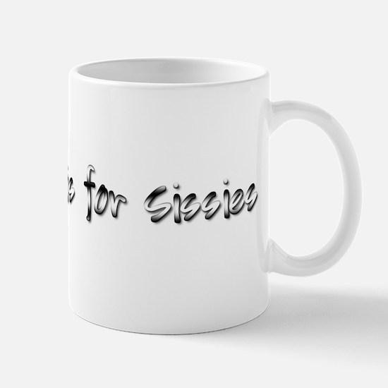 3-sissies Mugs