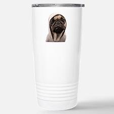 Cute Dog pug Travel Mug