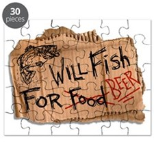 Will Fish for Beer Puzzle