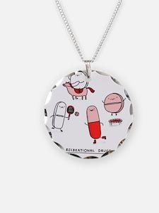 Unique Pharmacy Necklace