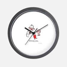 Funny Drug Wall Clock