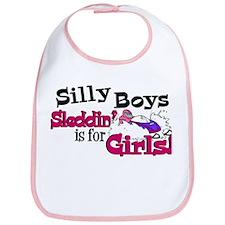 Silly Boys - Snowmobile Bib
