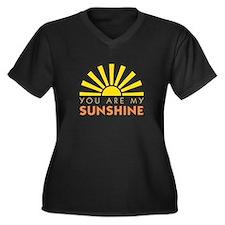 My Sunshine Plus Size T-Shirt